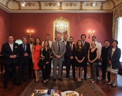 Αποτέλεσμα εικόνας για EOT: Παρουσίαση της Ελλάδας σε Τούρκους tour operators