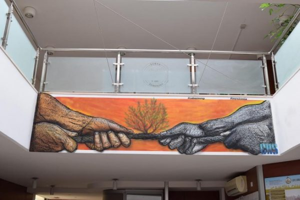 ραντεβού με έναν καλλιτέχνη γκράφιτι στρατός dating νόμοι
