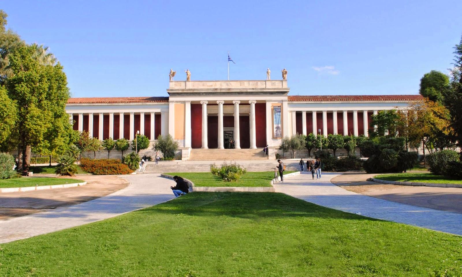 Ολοκληρώθηκε η αναβάθμιση του κήπου του Εθνικού Αρχαιολογικού Μουσείου -  Tourism Today